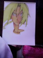WIP Edward Elric by GhostH0002