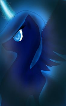 princess luna by ameryl770