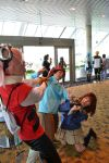 Otakon FLCL by Shinigami-X