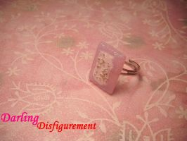 Poptart ring by leggsXisXawsome