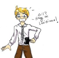 APH - Louisiana Oil Spill by Texas-Guard-Chic