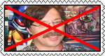 Anti-Ken Penders Stamp by TheblueV3