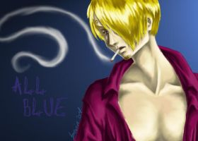 One Piece: All Blue by persephohi