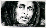 Bob Marley by GalleryGaia