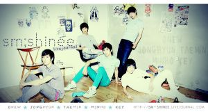SM-SHINEE LJ by mish18