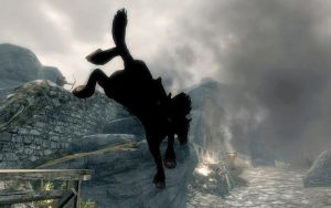Whiterun's most valiant defender by NorroenDyrd