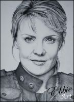 Samantha Carter by ebbiegirl