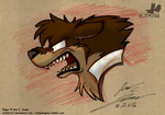 Angry Edgar by Slasher12