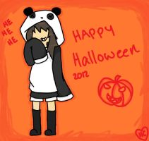 Happy Halloween 2012 by Arrow55555