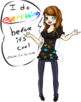 So Lame Im Hipster by Junko-Ishi
