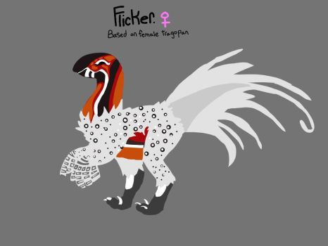 Flicker by Rustedbones