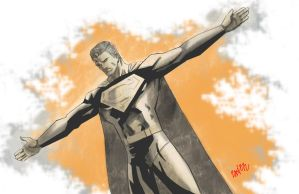 Cristo Supes by LaithAlabbad