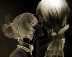 Amour Sucre - Lysandre and Sucrette by LeonRin