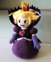 Paper Mario: TTYD - Shadow Peach (v. 2.0) by lithharbor