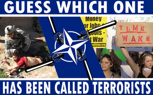 NATO Terrorism. by Party9999999