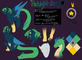 Midnight snap reference  by DapperDoom