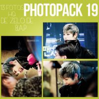 +Photopack 19- ZELO B.A.P |Disk Signature| by DreamingDesigns