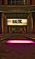 HDR The Baltic Newcastle by N1ghtf4ll3r