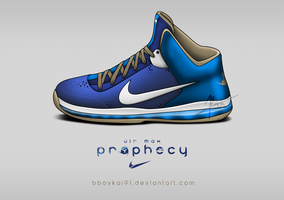 Nike Air Max Prophecy 'Away' by BBoyKai91