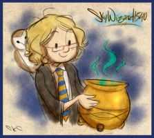 'Noni on Pottermore by Inonibird