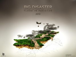 Disaster in pak 2010 by injured-eye