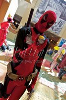 Deadpool by Thillbilli