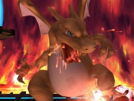 Epic Charizard by hotjazz