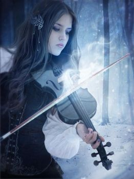Winter melody by Jul-l