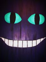 Cheshire Cat by Ferret-Luver-Girl