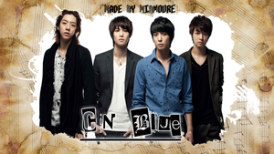 CN Blue Wallpaper by MiAmoure