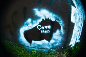 Cave Men: The Logo by TheZeeEffect