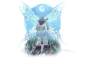 Turn A Gundam Buttefly Activated by Nick-Ian