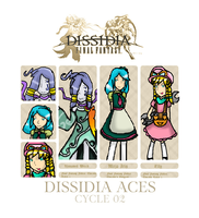 Dissidia Aces Cycle02 Application by CutieBlackMage