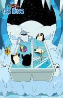 Adventure Time Ice King by dfridolfs