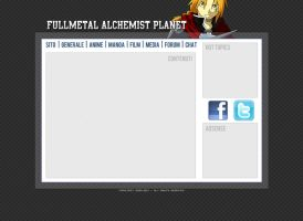 FMAPlanet Layout Carbon Fiber by LeonFeather