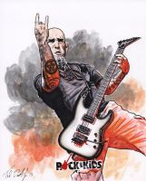 Scott Ian - Rock for Kids by tdastick