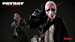 Payday: The Heist - Classic Dallas and Hoxton by Copaz