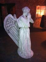 Weeping Angel from Doctor Who Costume by SabrePanther