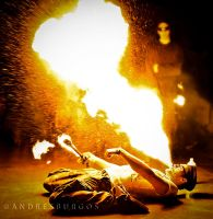 Fire breathing 1 by liverpool67