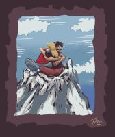 Love On A Mountain-Top by Destro7000