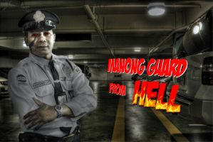 Manong Guard from Hell by genocide2004