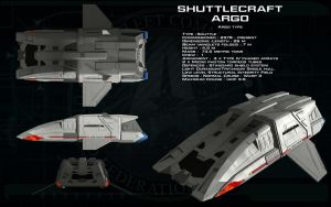 Argo shuttle ortho by unusualsuspex