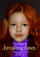 Renesmee Promo by ChuzzMaestose
