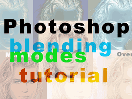 PS blending modes tutorial by sacrat