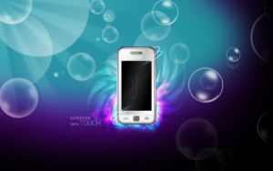 Samsung S5230 - Get in Touch by dj-corny