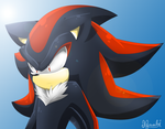 Shadow :U by KyuubiCore