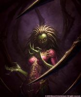 Kerrigan: Queen of Blades by Arsenal21