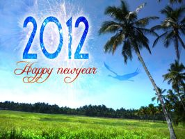 new year by mansoor112