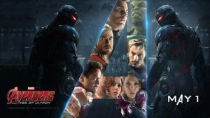 Age of Ultron Wallpaper by bramasto17