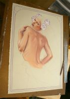 Another Mucha commission by theirison
